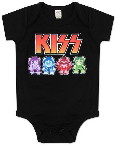 Infant: Kiss - Lil Monster T-Shirt