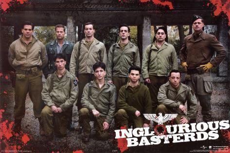 Inglorious Basterds Poster