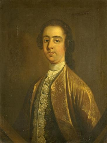 Richard Blackmore, Son of Reverend Richard W. Blackmore, 1748 Stampa giclée