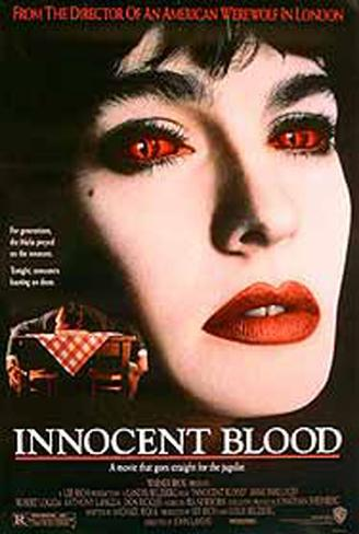 Innocent Blood Original Poster