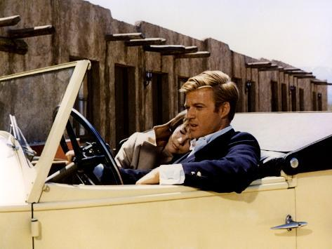 Inside Daisy Clover 1965 Directed by Robert Mulligan Natalie Wood and Robert Redford Fotografia