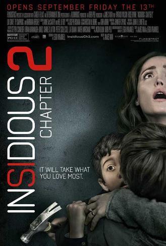 Insidious Chapter 2 Movie Poster Masterprint