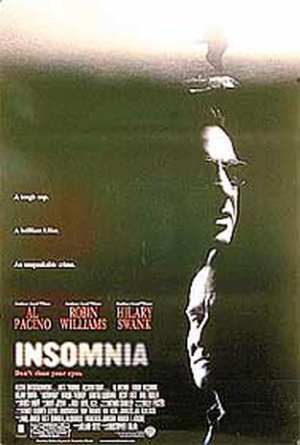 Insomnia Original Poster