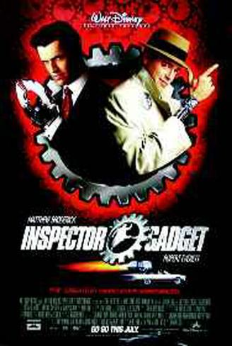 Inspector Gadget Original Poster