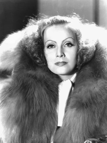 Inspiration, Greta Garbo, 1931 Fotografía
