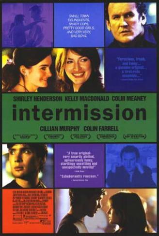 Intermission Original Poster
