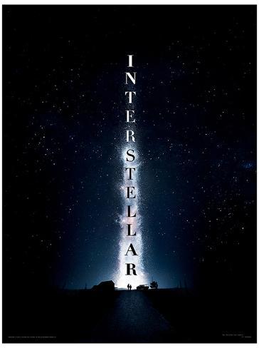 Interstellar - Launch Lámina maestra