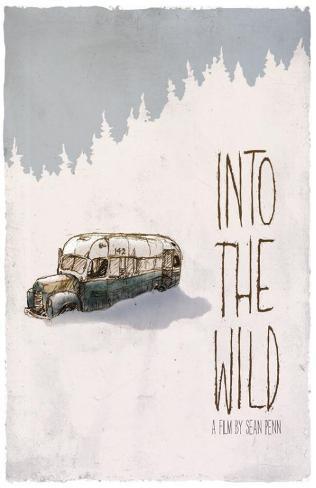 Into The Wild Masterprint
