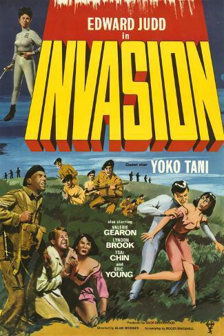 Invasion Lámina