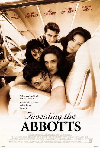 Inventing the Abbotts Original Poster
