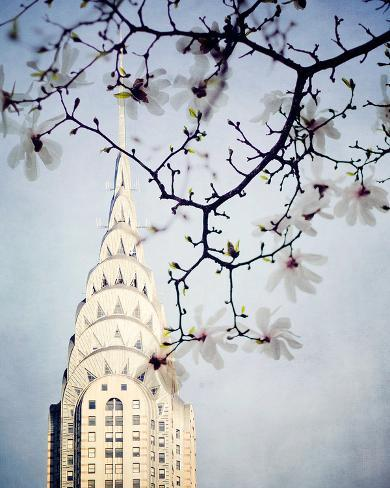 Architectural Spring I Giclee Print