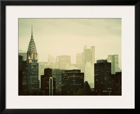 Counterpose Framed Giclee Print