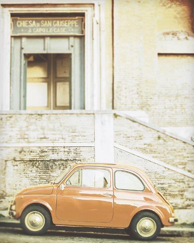 Summer Escape - Car Giclee Print