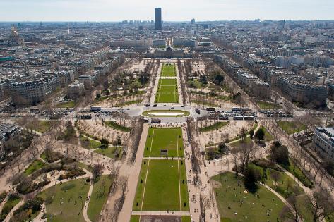 Paris View, France Photographic Print