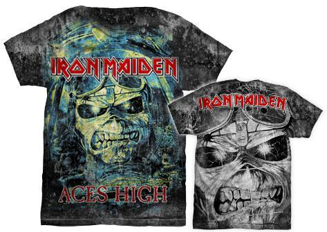 Iron Maiden - Aces High T-Shirt