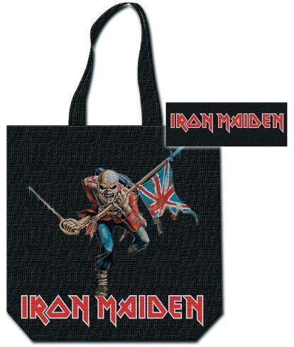 Iron Maiden Tote Bag