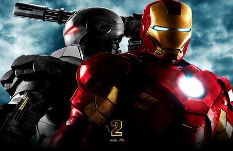 Iron Man 2 Masterprint