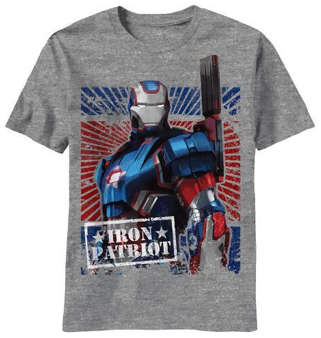 Iron Man 3 - Rust Proof T-Shirt