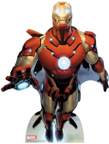 Iron Man Classic - Marvel Stand Up
