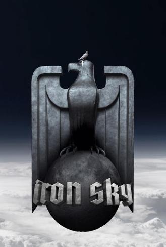 Iron Sky - Finnish Style Poster