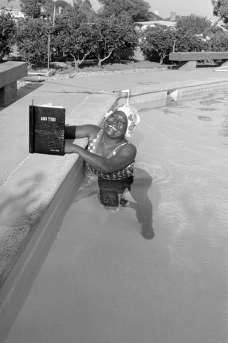 Esther Rolle, 1975 Photographic Print