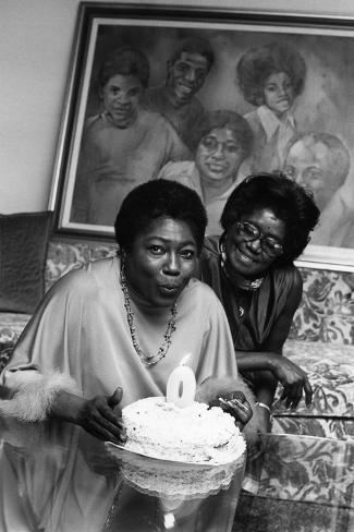 Esther Rolle, 1977 Photographic Print