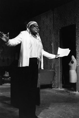 Esther Rolle, 1978 Photographic Print