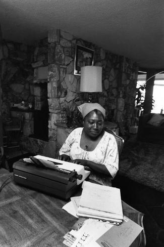 Esther Rolle Photographic Print