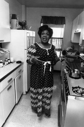 Isabel Sanford, 1979 Photographic Print