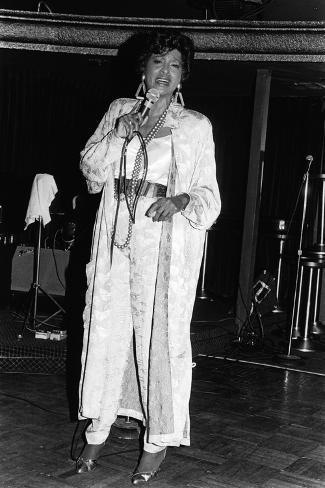Marla Gibbs, 1987 Photographic Print