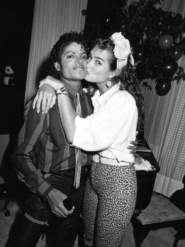 Michael Jackson - 1984 Photographic Print