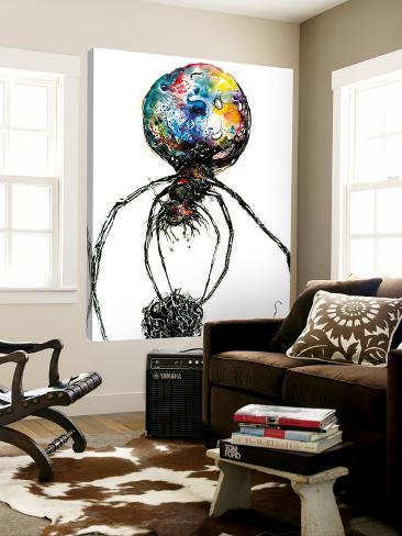 Araignéechat Loft Art