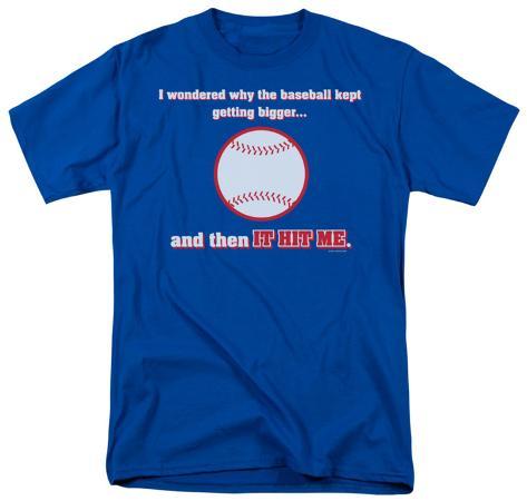 It Hit Me T-Shirt