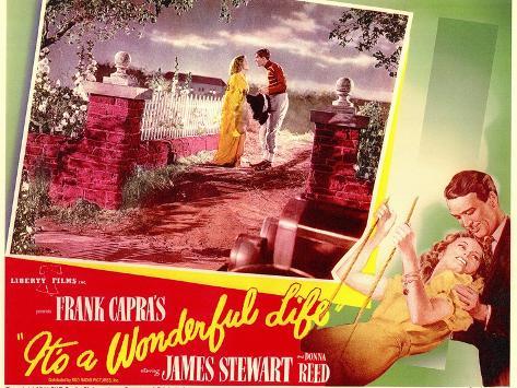 It's a Wonderful Life, 1946 Stampa artistica