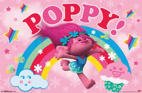 It's Poppy! Poster