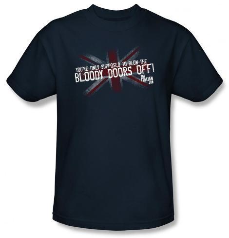 Italian Job - Blow the Doors Off T-Shirt