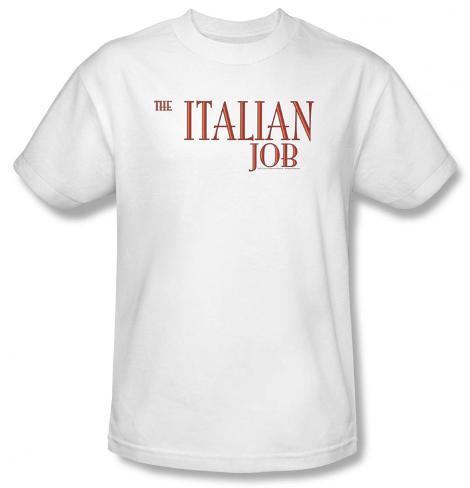 Italian Job - Logo T-Shirt