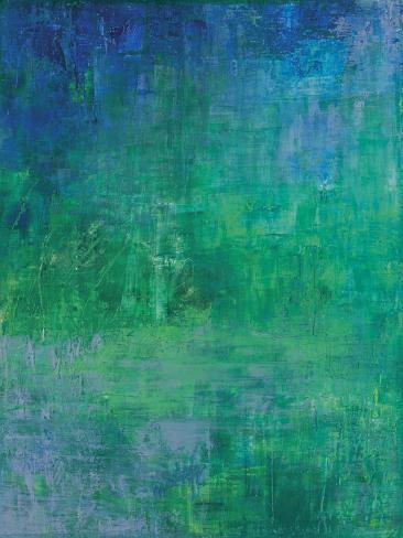 Oceani profondi Stretched Canvas Print