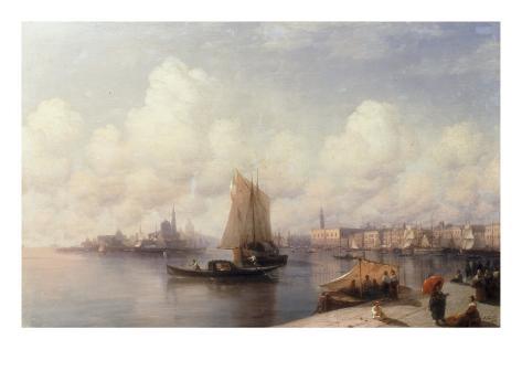 Venice, 1882 Giclee Print