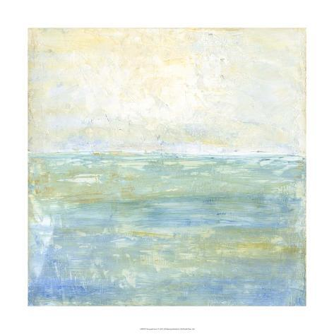Tranquil Coast I Limited Edition