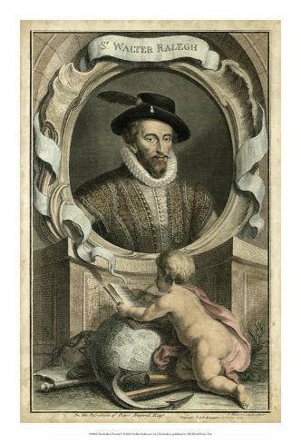 Houbraken Portrait V Giclee Print