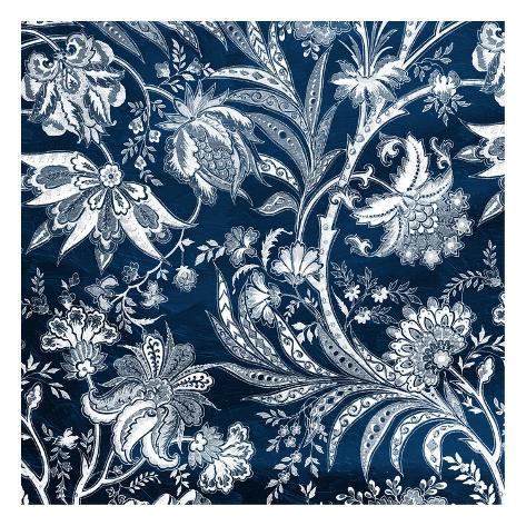 Blue Gypsy Art Print