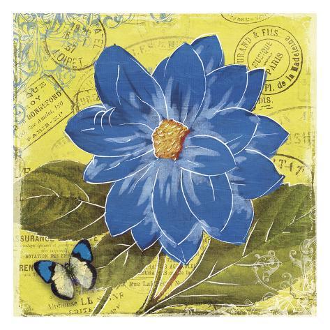 Bright Bloom Art Print