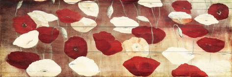 Red Poppies Stampa artistica