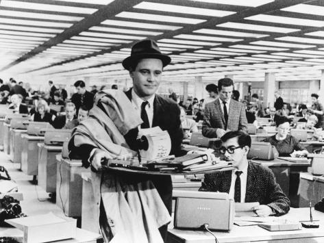 Jack Lemmon, The Apartment, 1960 Stampa fotografica