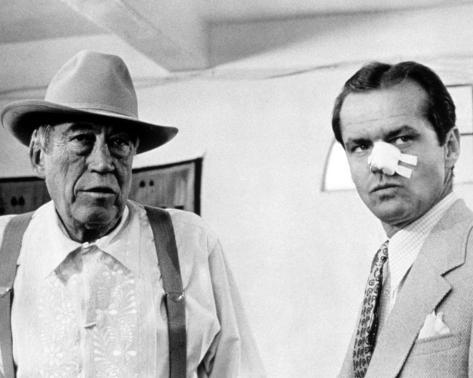 Jack Nicholson, Chinatown (1974) 写真