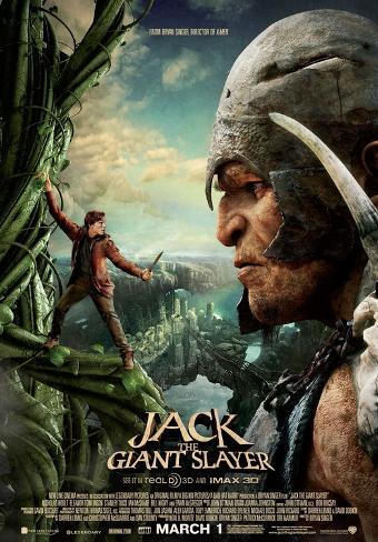 Jack the Giant Slayer Movie Poster Double-sided poster