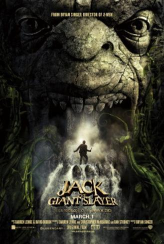 Jack The Giant Slayer Movie Poster Poster double face