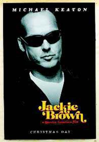 Jackie Brown Póster original