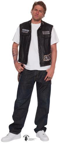 Jackson 'Jax' Teller - Sons of Anarchy Cardboard Cutouts